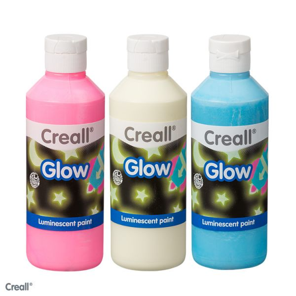 Creall Glow in the dark 250ml